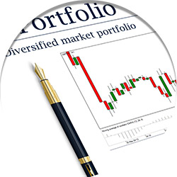 Portfolio Diversification, Risk Reduction